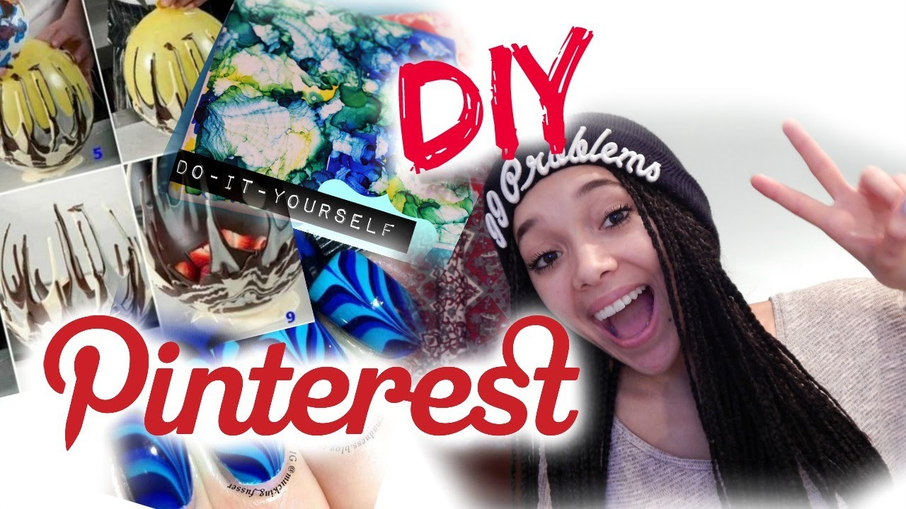 Pinterest DIY'S getetstet!