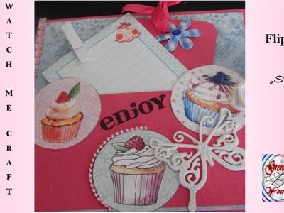 °Watch Me Craft° Flipbook Sweets #grenzgenial
