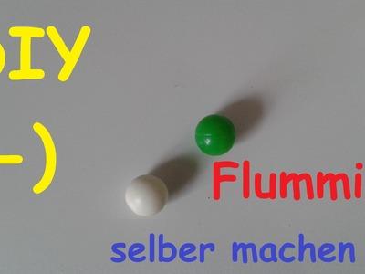 DIY Flummi aus Silikon selber machen – Einen Flummi herstellen. bauen - Basteln mit Kindern