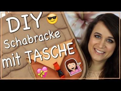 DIY Schabracke mit TASCHE ✮ Wanderreit-Schabracke selbstgemacht ♥