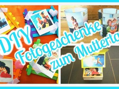 DIY Fotogeschenke zum Muttertag ⎮weeklyMel