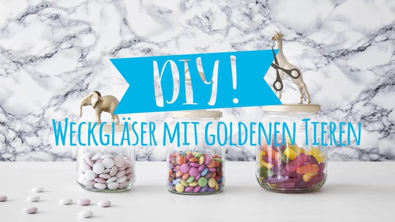 DIY Weckgläser im Animal-Style   WESTWING DIY-Tipps