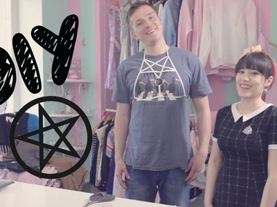 DIY I Pentagram Harness mit Hey Aaron!!!