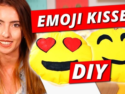 DIY EMOJI KISSEN mit SofiaBeautyCafe | DIY or DI Don't