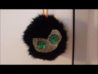 DIY: Fendi Monster Charms I Von Fendi inspirierte bag bugs charms I 600 Euro sparen