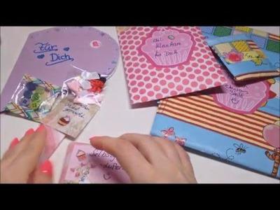 Kleines Tauschpäckchen von Art, Craft & DIY ^__^