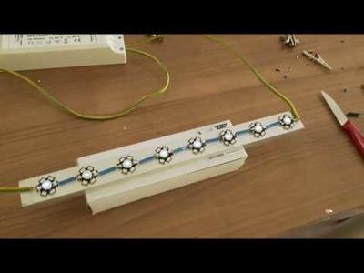 DIY Meerwasser Beleuchtung Teil 1