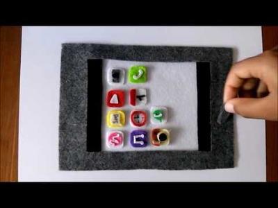 Smartphone-Mäppchen DIY
