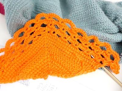 Tunesisches Abenteuer - Crochet-ALong -  Teil 3