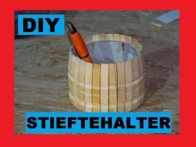 Bastelideen | basteltipps | stieftehalter | DIY