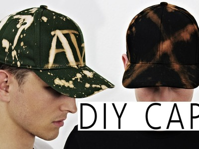 Stylische Sommer Kappen DIY | Anderson and Wilson