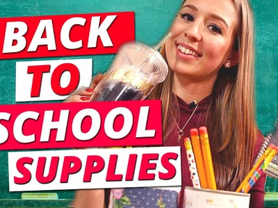 DIY BACK TO SCHOOL l DIY or DI Don't XXL Edition w.Cali Kessy
