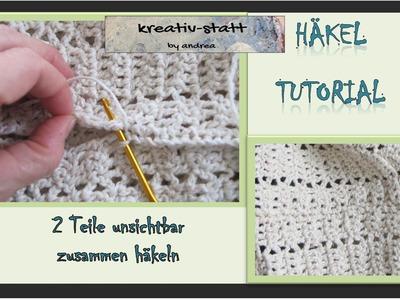 Crochet Linkshänder Stricken Lernen Maschen Anschlagen