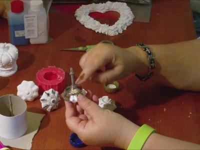 DIY - Anleitung - Möbelknäufe selbst gestalten und giessen