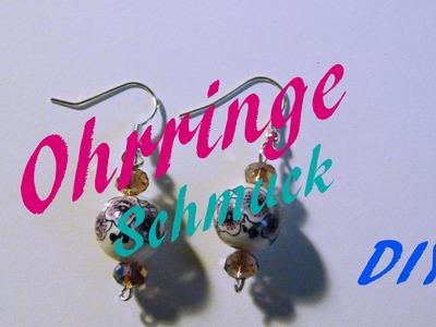 DIY- Ohrringe  |  Do It Yourself | Schmuck