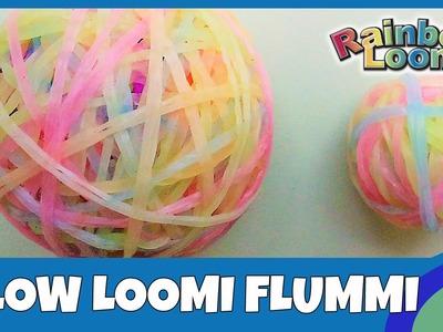 Rainbow Loom Glow Loomi Flummi - deutsche Anleitung