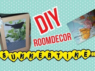 DIY-ROOMDECOR-SUMMERTIME#1