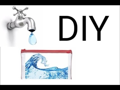 DIY LIQUID FEDERMAPPE!