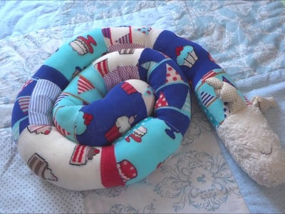 Sockenschlange. Sockenschnecke Kuscheltier fürs Baby nähen DIY
