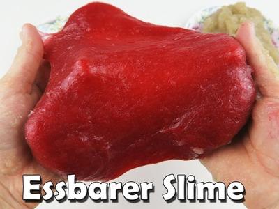 Essbaren Schleim selber machen - Slime DIY | Anleitung