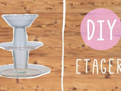 Etagere selber machen: DIY für zuhause