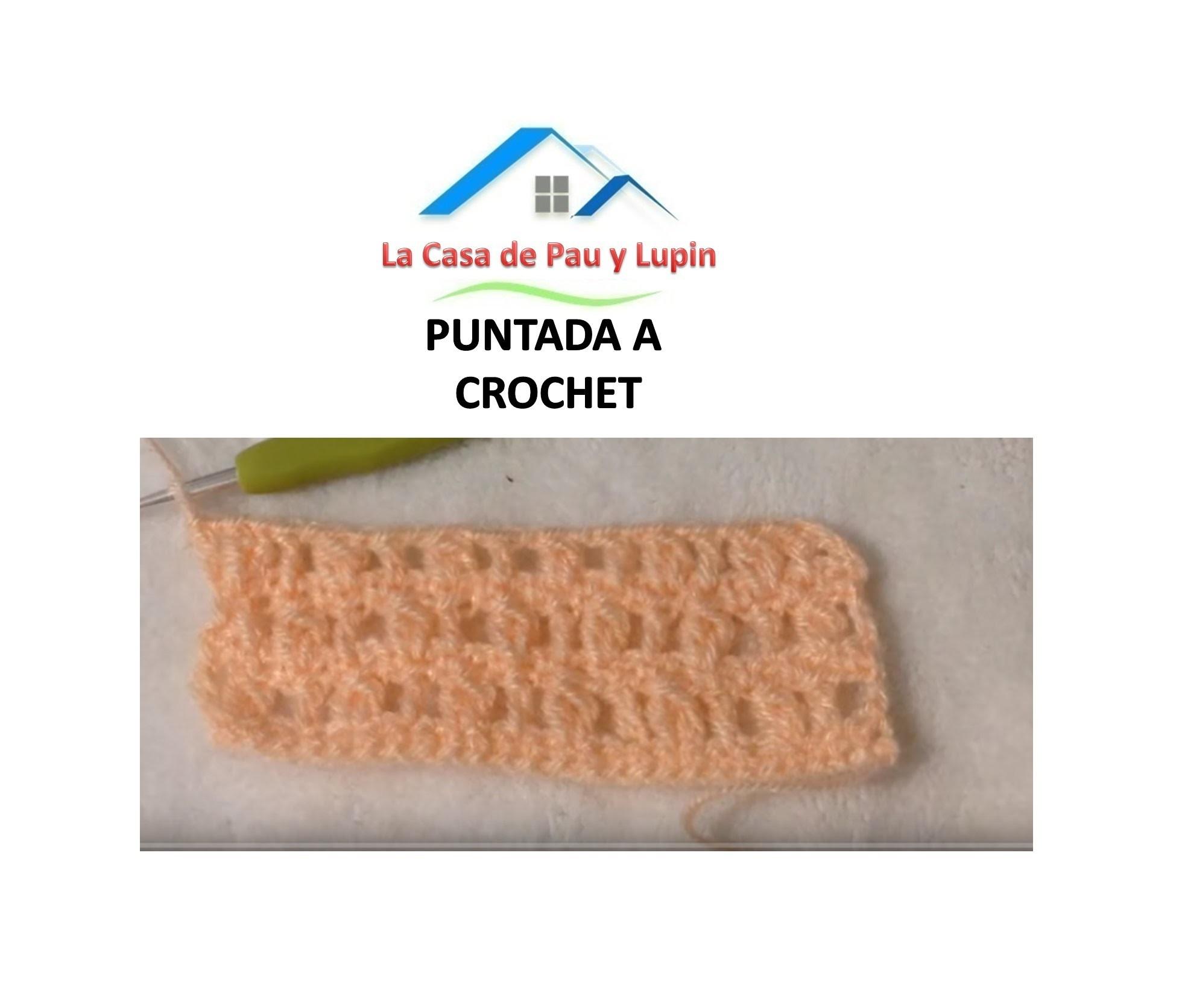 Puntadas Crochet #3