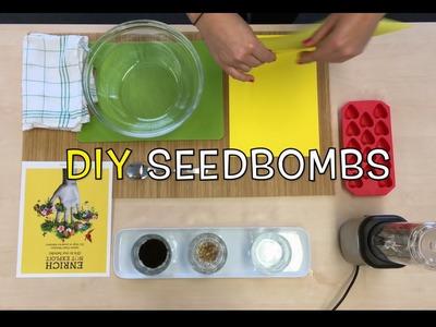 Seedbombs selber machen | DIY by The Body Shop®