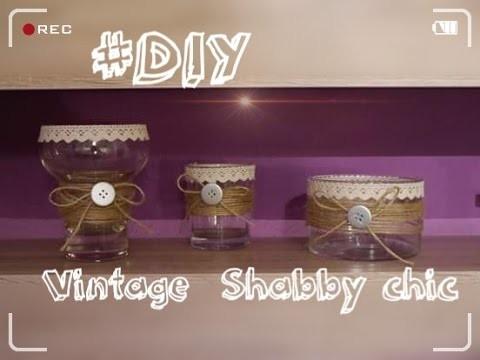 Diy Deko Ideen Vintage Shabby Chic