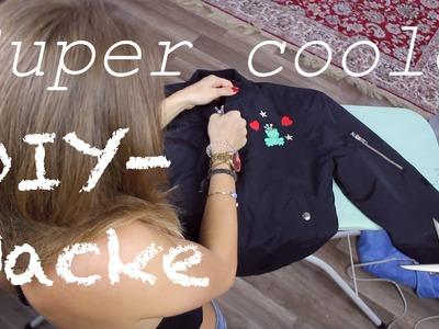Klamotten ganz easy aufpimpen! - DIY. Anika Teller