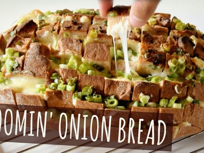 BLOOMIN' ONION BREAD | Pinterest Rezept DIY Test | dersandro123