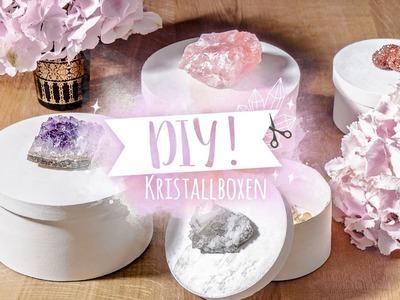 Kristallboxen | WESWTING DIY-Tipps