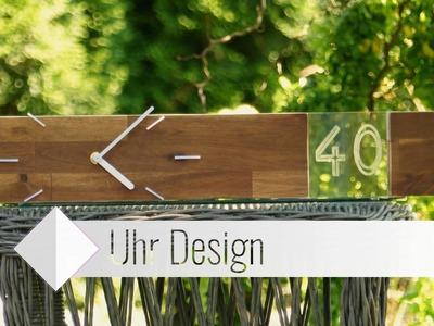 Uhr Design - Goezzlers DIY