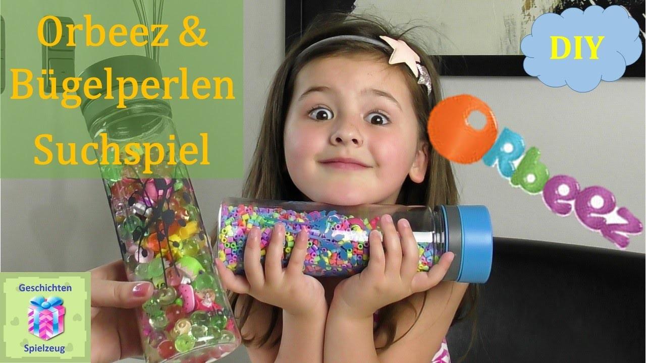 DIY ORBEEZ und Bügelperlen Suchspiel ♡ Playmobil Geschichten und Spielzeug