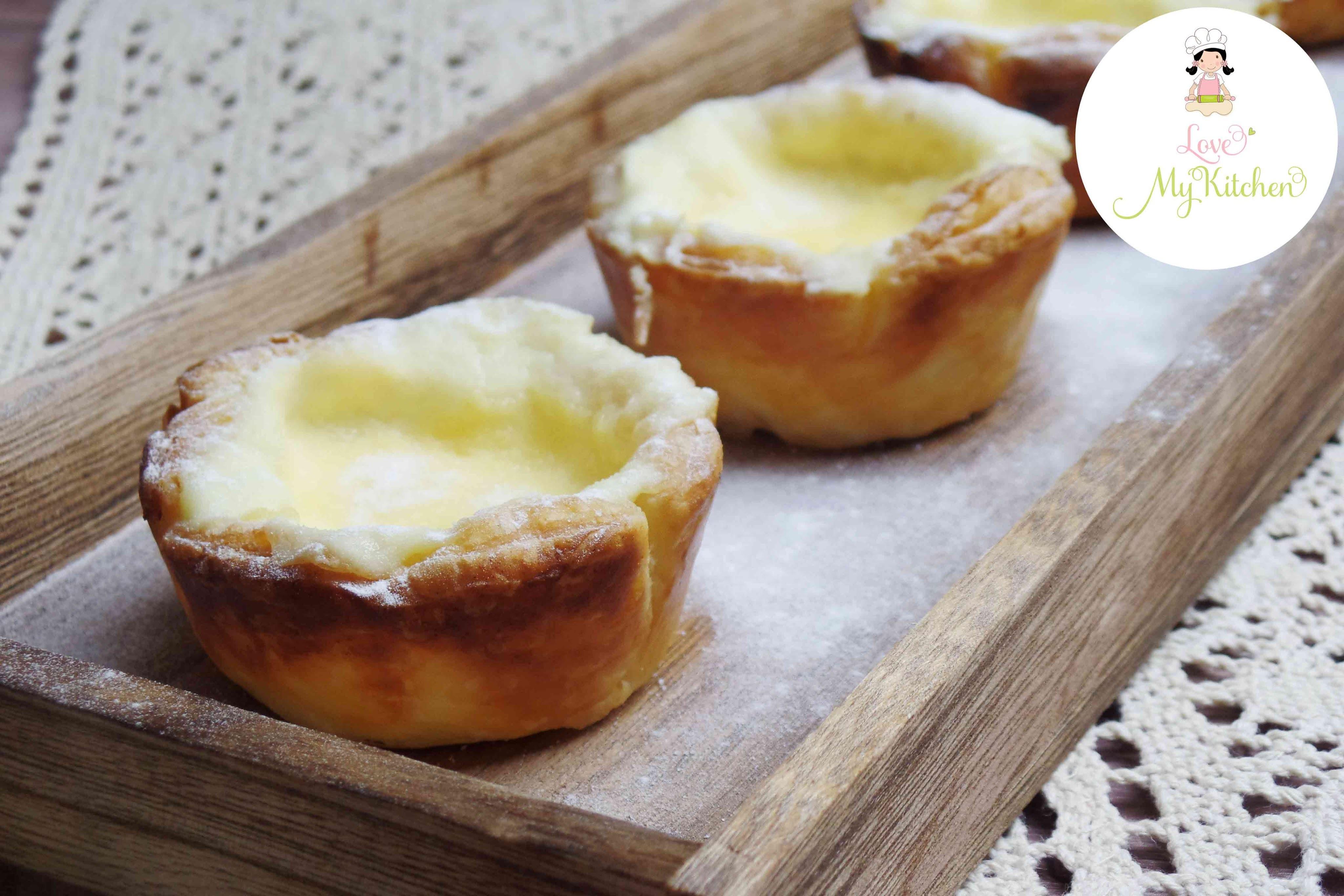 DIY ♥ Puddingtörtchen ♥ Vanilletörtchen ♥ schnell und einfach ♥ Dessert ♥ Cake