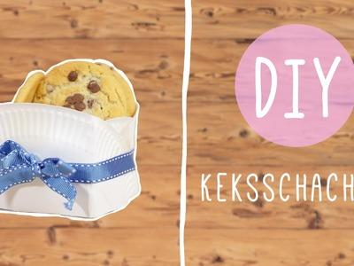 Geschenkidee – DIY Keksschachteln