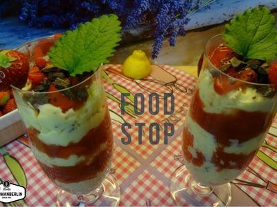 Mango Erdbeeren Schoko Creme Karibik Traum -  DIY selber machen