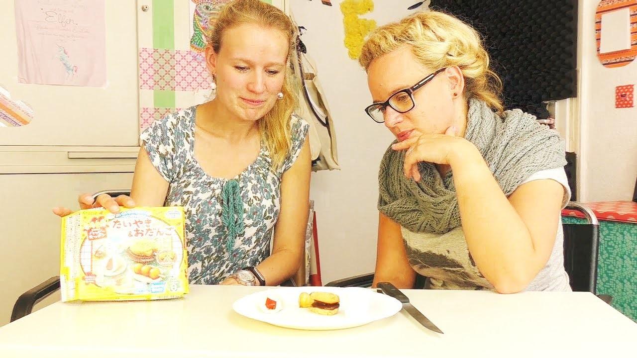 Kracie Popin' Cookin' im SNACKTEST ♥ Taiyaki & Odango ♥ Happy Kitchen | Japan DIY Candy
