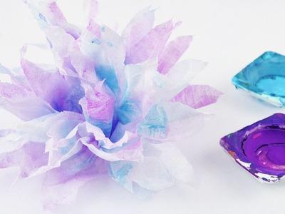 DIY Inspiration Challenge #70 | Wasserfarbe | Evas Challenge | DIY Idee Sonntag Challenge
