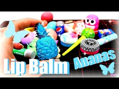 Ananas Lip Balm im Test | Lippenpflege vom Tedi | 9999 Dinge - DIY, Basteln & Trends