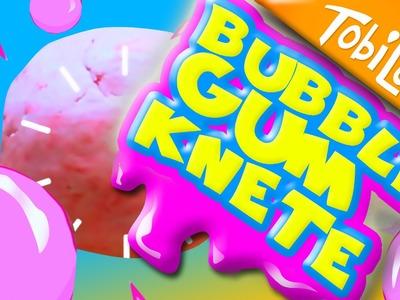 Bubblegum Knete DIY | Knete selber machen | DIY Kinder | Kinderkanal-    Tobilottarium 30