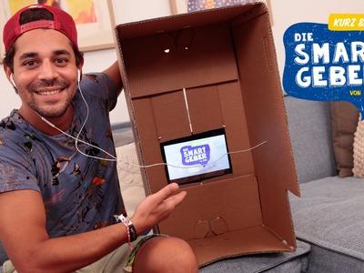 DIY-Kino für dein Tablet | kurz & smart