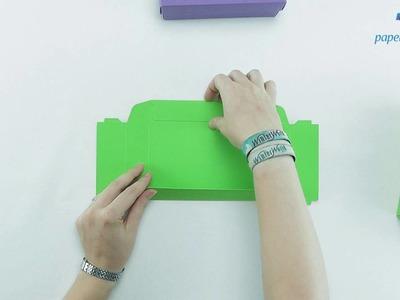 Paper friends: Kreatives Verpacken mit BUNTBOX (Teil 1)