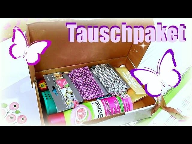 Tauschpaket Post von Karla Überraschung | 9999 Dinge - DIY, Basteln & Trends