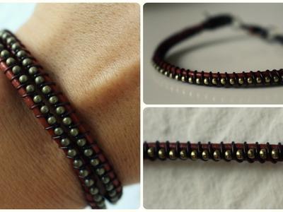Armband selber machen * DIY * Bracelet [eng sub]
