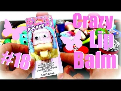 Crazy Lip Balm Test #18 | Geschenkidee Lippenpflege | 9999 Dinge - DIY, Basteln & Trends