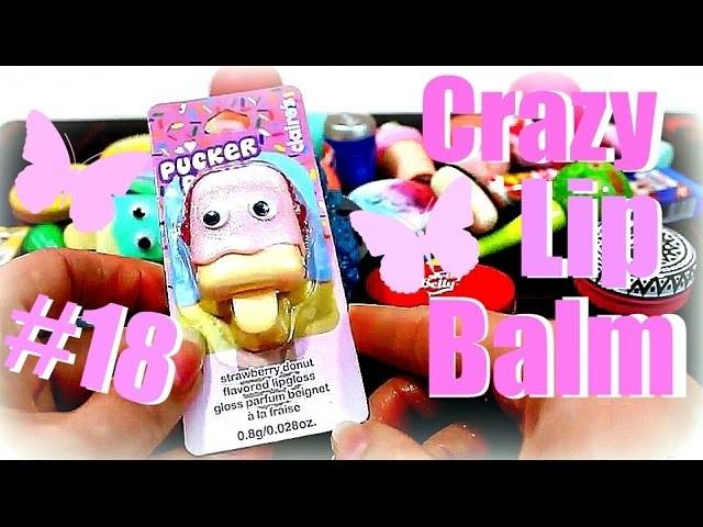 Crazy Lip Balm Test #18   Geschenkidee Lippenpflege   9999 Dinge - DIY, Basteln & Trends
