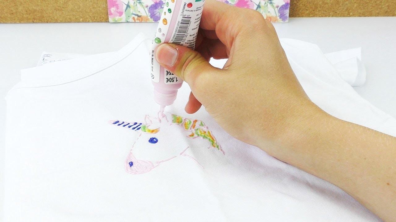 DIY Inspiration Challenge #75   Tshirts   Kathis Challenge   DIY Idee Sonntag Challenge