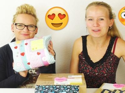 DIY Inspiration Fanpost Unboxing Teil1 | Vielen Dank! Päckchen, Briefe, Überraschungen