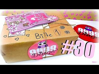 Tauschpaket von Hannah #30 | 9999 Dinge - DIY, Basteln & Trends