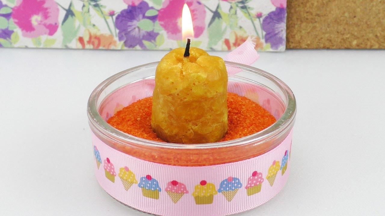 DIY Inspiration Challenge #76   Kerzen selber machen   Kathis Challenge   DIY Idee Sonntag Challenge